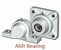 AMI UEFBL204-12W  Flange Block Bearings