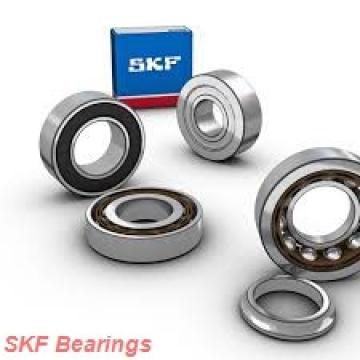 35 mm x 72 mm x 17 mm  SKF 6207-2RS1 deep groove ball bearings