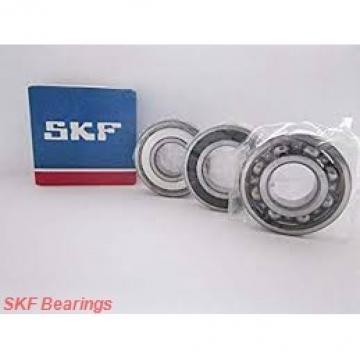 120 mm x 215 mm x 58 mm  SKF NJ 2224 ECP thrust ball bearings