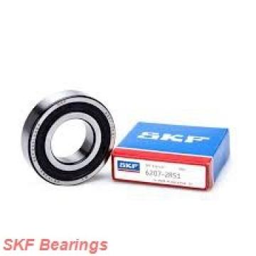 60 mm x 95 mm x 18 mm  SKF 7012 ACD/HCP4A angular contact ball bearings