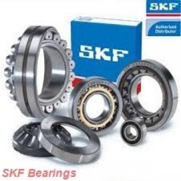 260 mm x 400 mm x 65 mm  SKF 7052 CD/P4A angular contact ball bearings