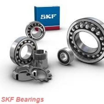 110 mm x 170 mm x 27 mm  SKF BTM 110 ATN9/HCP4CDB angular contact ball bearings