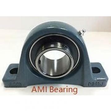 AMI KHLFL207-22  Flange Block Bearings