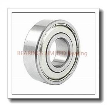 BEARINGS LIMITED SSR1814ZZ  Ball Bearings