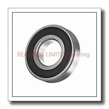 BEARINGS LIMITED 6003 ZZNR/C3 PRX Bearings