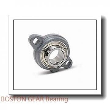 BOSTON GEAR 1606DC  Single Row Ball Bearings