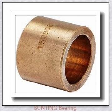 BUNTING BEARINGS BSF081004  Plain Bearings