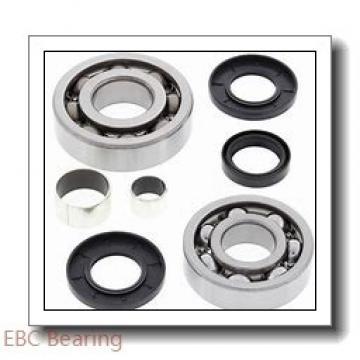 EBC 634 2RS  Single Row Ball Bearings