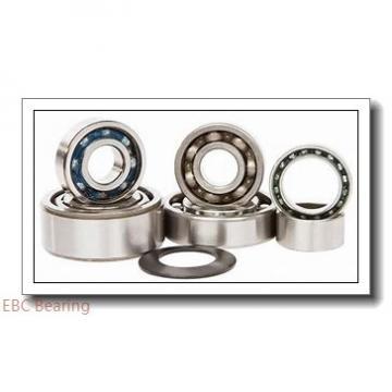 EBC 6302 2RS  Single Row Ball Bearings