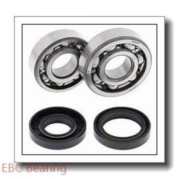 EBC 1621 ZZ  Single Row Ball Bearings