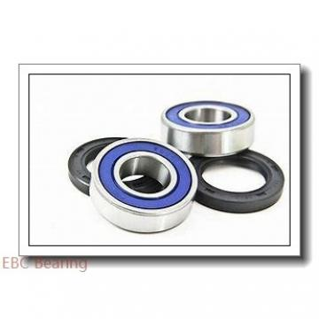 EBC 6220 ZZ C3  Single Row Ball Bearings