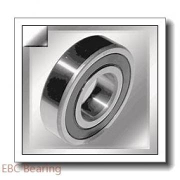 EBC 6306 ZZ BULK 10PK  Single Row Ball Bearings