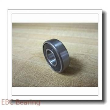 EBC SSR12 ZZ  Single Row Ball Bearings